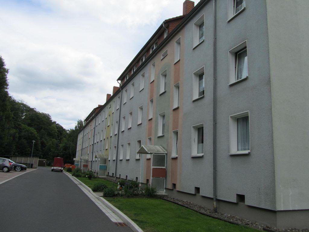Albert-Schweitzer-Straße - Vorderansicht