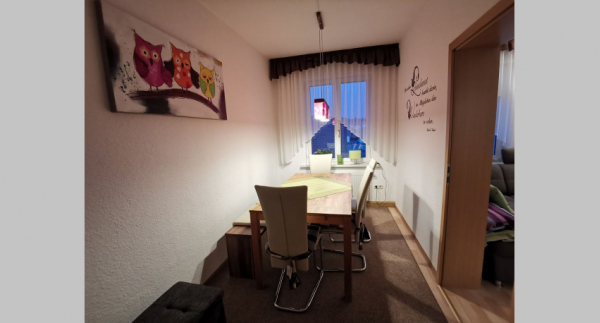 Esszimmer/Kinderzimmer